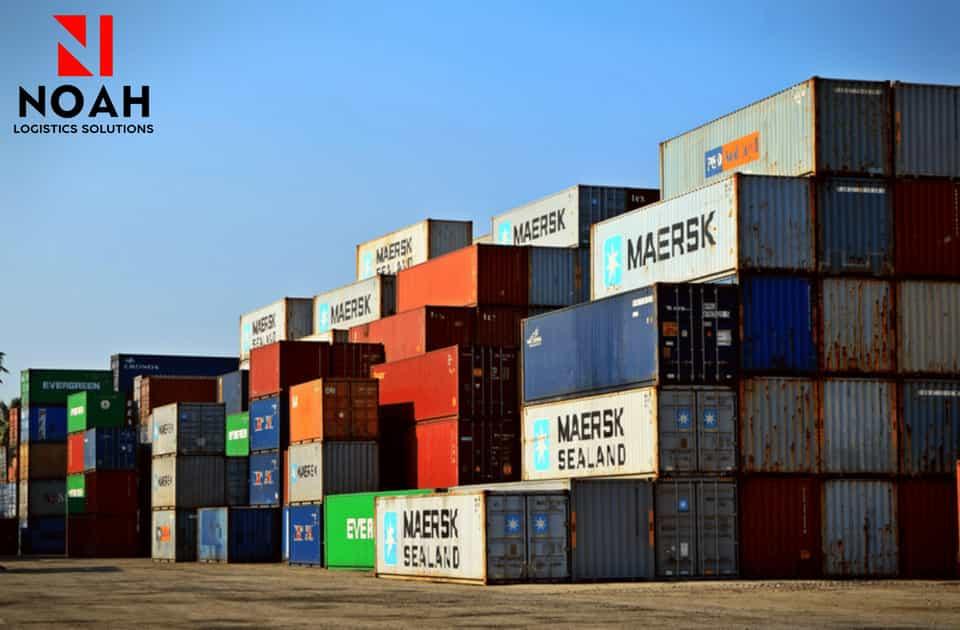 containers usados de noah logistica a la venta