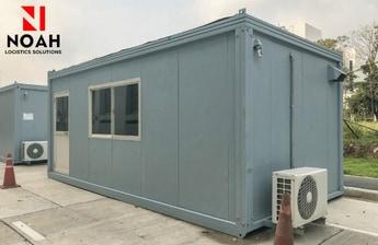 contenedor como oficina a la venta en Lima